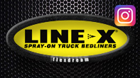 LINE-X 自動車部門 公式Instagram