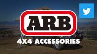 ARB 4x4 Accessories事業部 Twitter
