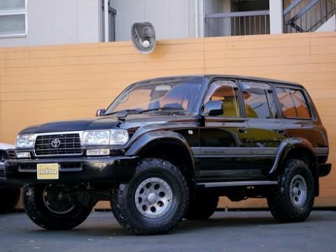 ランクル80 最終モデル