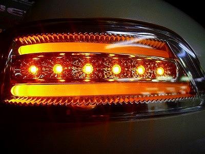 ヴァレンティ ドアミラー ウィンカー LED