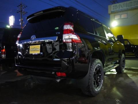 ランクル 150 プラド 新車 カスタム TX-L 2インチ アップ