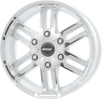 MKW:MK55 ダイヤカットパールホワイト