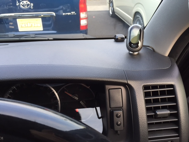 駐車も安心!コーナーセンサーも搭載♪