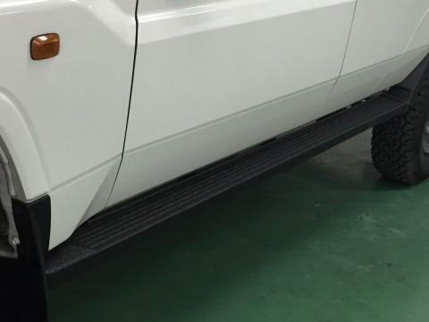 GRJ79 サイドステップ LINE-X