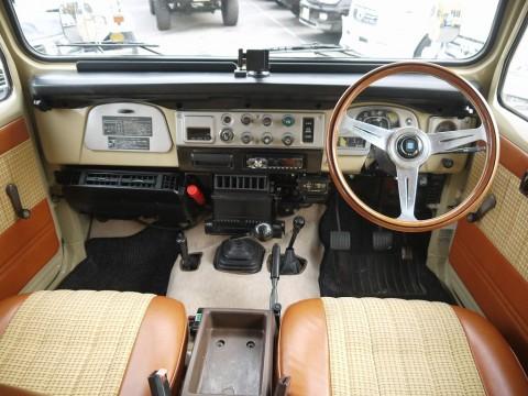 S59 ランクル40 BJ46V ベージュペイント 5速MT ディーゼル