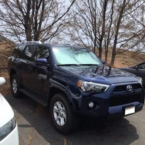 4RUNNER TOYOTA HAWAII