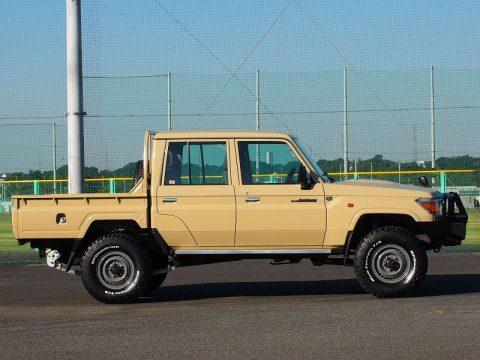 ランクル70ピックアップトラック(79)_アクティブサスペンション