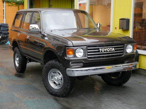 ランクル80 VX-Ltd