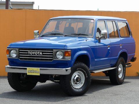 ランクル60 VX ガソリンオートマ車