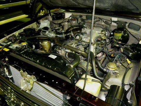 ランクル60 LGエンジン