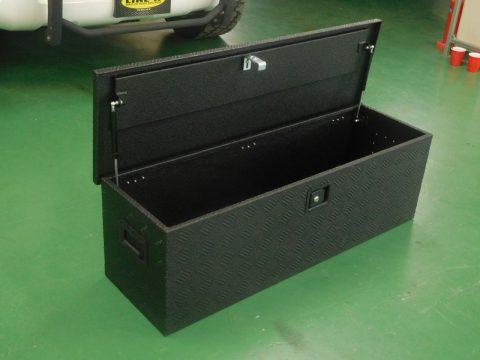 縞板BOX LINE-X塗装