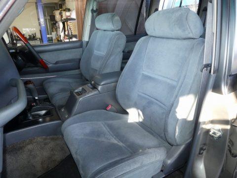 ランクル80特別仕様限定車専用シート
