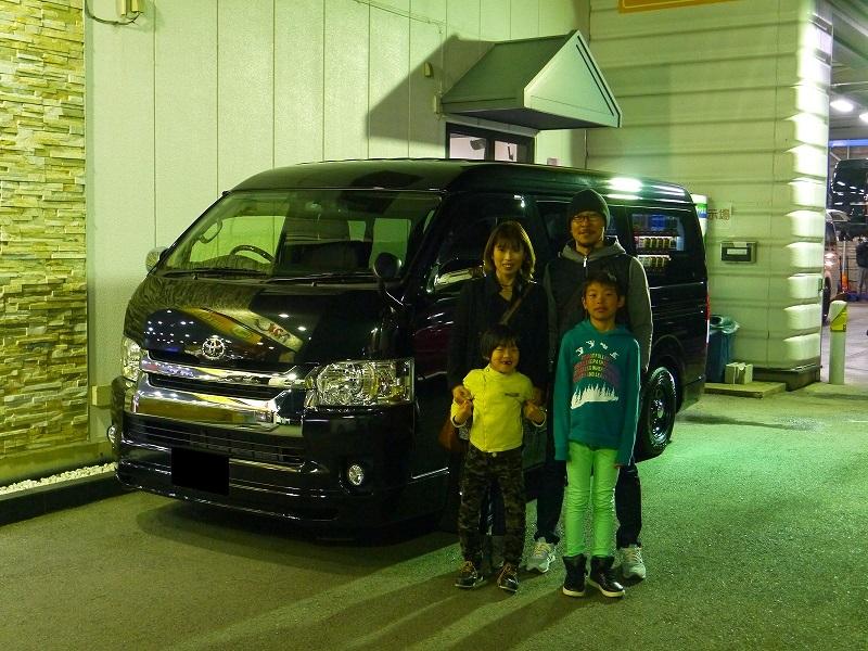 S様新車FD-BOX3Tご納車