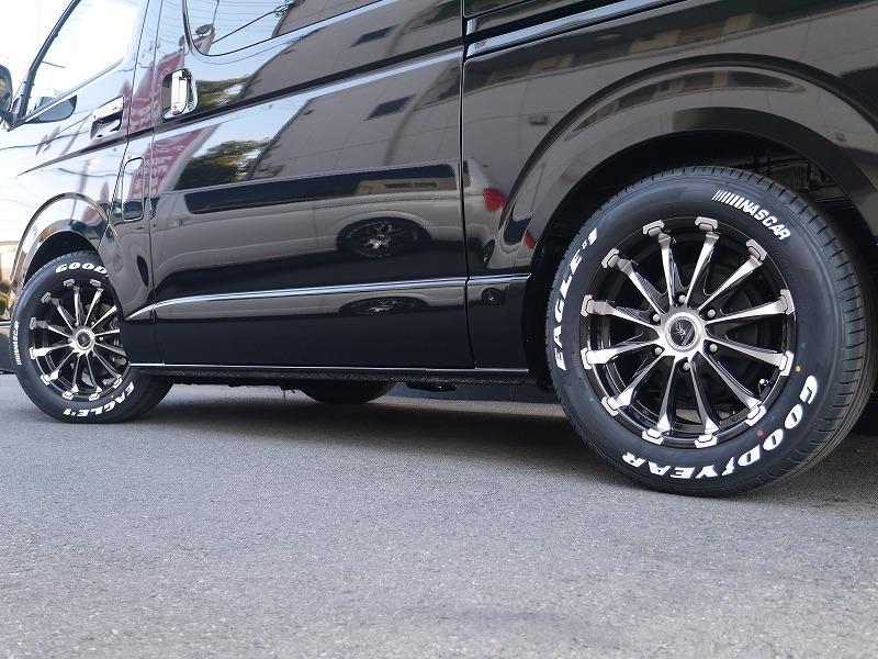 ブラックダイヤモンドBD12×ナスカー