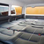 広大なベッドスペースが展開できるFD-BOX3T