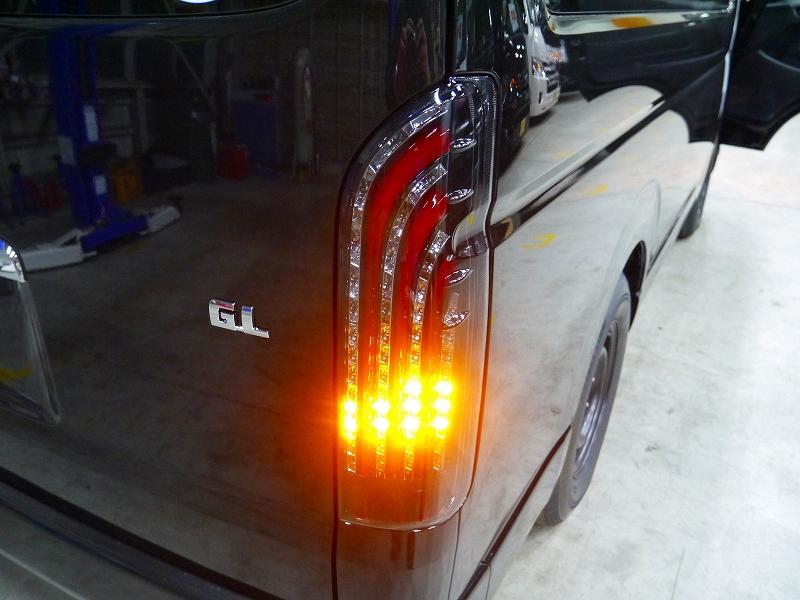 新型ライトセーバー:ウィンカー