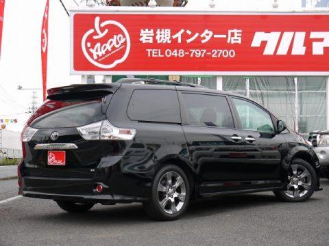 日本未発売フルサイズミニバン_シエナ
