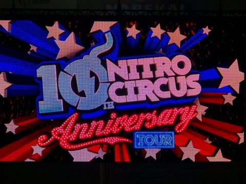 Nitro Circus 10th Anniversary Tour