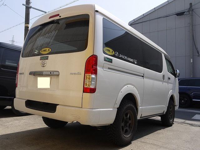 キープスラント・デモカー・ワゴンGL・3インチリフトアップ (14)