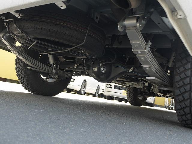 キープスラント・デモカー・ワゴンGL・3インチリフトアップ (2)