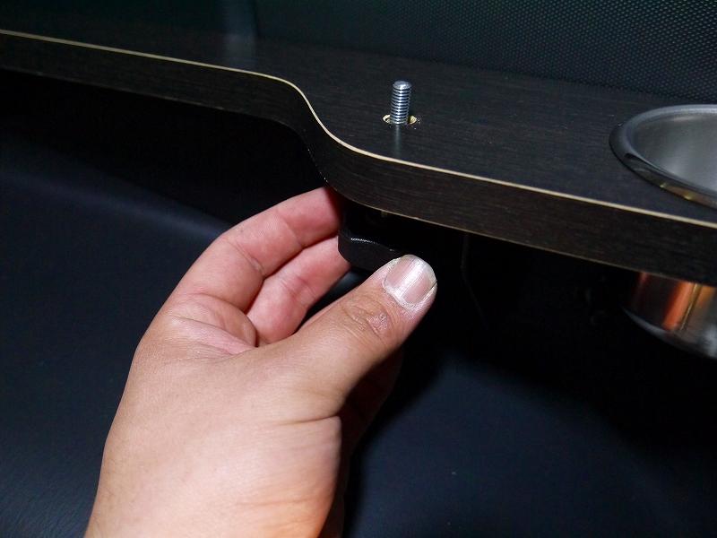 新型FD-BOX2T:マット取付