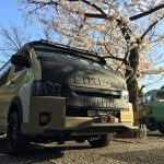 桜の下でお待ちしております@アウトドアデイジャパン2017