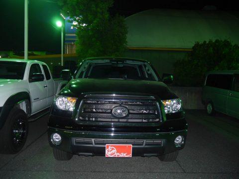 2013年モデル タンドラ クルーマックス 4WD シェル付き