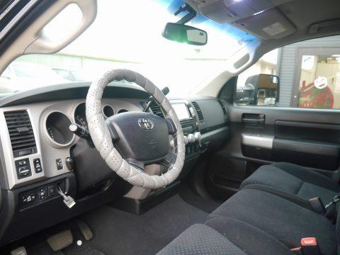 2007y タンドラ クルーマックス 4WD ベンチシート
