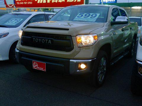 2017y タンドラ クルーマックス SR5 4WD TRDPROグリル