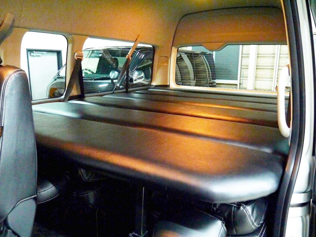 MGRカスタムズ:グランドキャビン専用ベッドキット