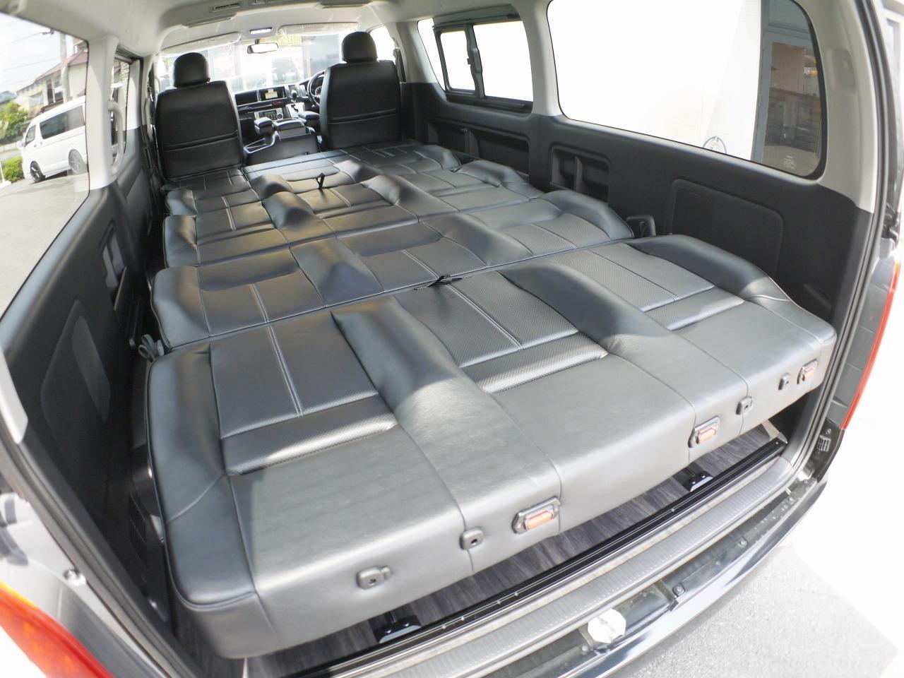 FD-BOX3TEXEシート:ベッドモード