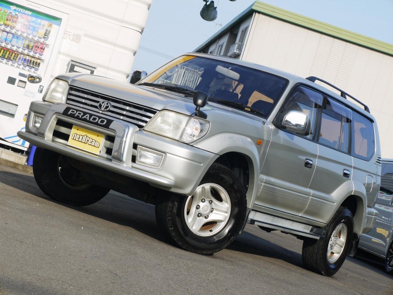 H12ランクルプラド95 TX Ltd