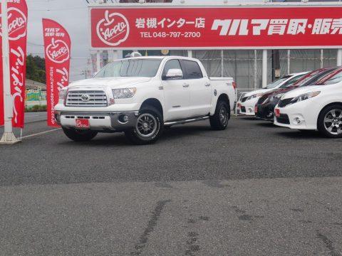皆様必見! 08年タンドラクルーマックス 4WD TRDオフロードPKG入庫情報~!
