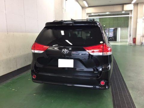 シエナ 2012 SE USトヨタ 仙台東店 テール XLE リミテッドモデル