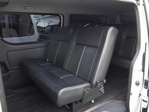 当店へ入庫した中古車ハイエースバン・S-GL・FD-BOX5のご紹介 (1)