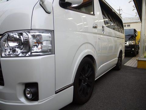 当店へ入庫した中古車ハイエースバン・S-GL・FD-BOX5のご紹介 (3)