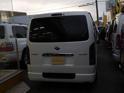 当店へ入庫した中古車ハイエースバン・S-GL・FD-BOX5のご紹介 (4)