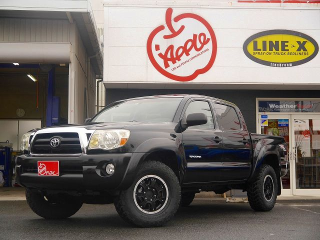 新並2005y タコマWキャブ 4WD TRDオフロードPKG