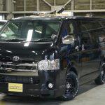 新車ハイエースV スーパーGL FD-BOX5T