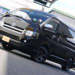 20年式ハイエースワゴン GL 4WD