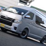 新車ハイエースワゴン グランドキャビン 4WD
