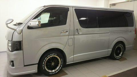 仕様変更!レジアスエースV S-GL 4WD