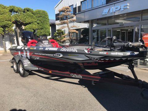 IPFファン感謝デー2017:橋本プロ バスボート