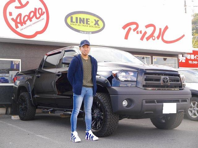 2010y タンドラクルーマックス4WD TRDロックウォーリア LINE-X