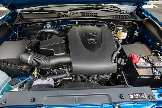 USトヨタ_タコマ-V6 3500ccエンジン