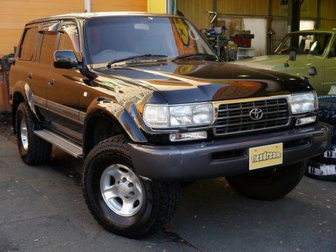 ランクル80黒 最終モデル