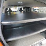 2段ベッド搭載のワイドバン4WD