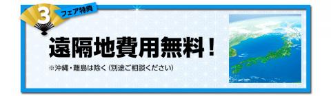 flexdream 仙台東店 新春フェア 4