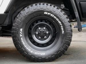 BFグットリッチKM2タイヤ 285/70/17サイズ 新品5本組み!