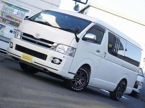 H20レジアスエースバン S-GL ワイド 4WD
